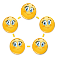 Logo SA souriant