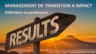 Management de Transition à Impact